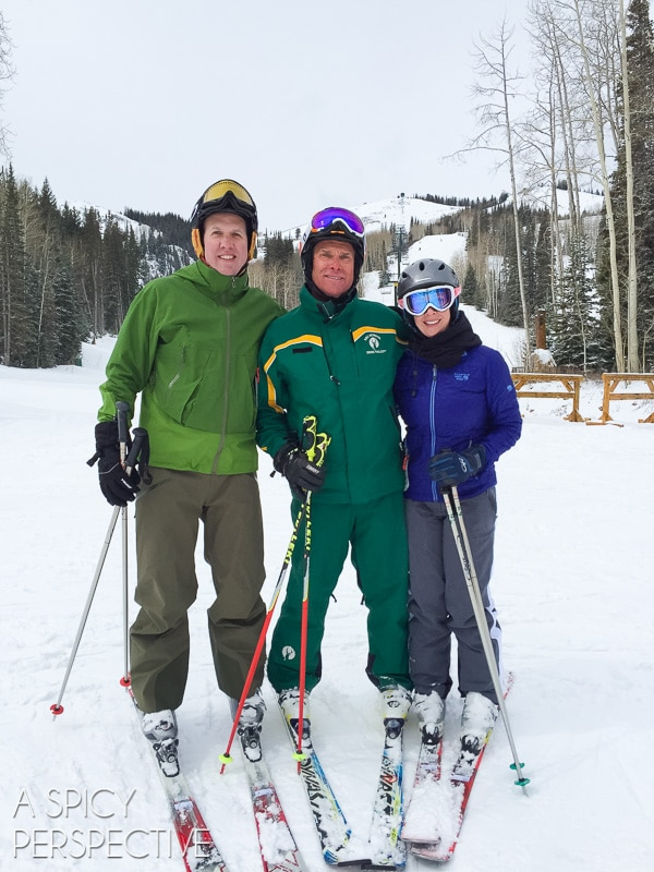 Award-Winning Deer Valley Ski School #utah #ski
