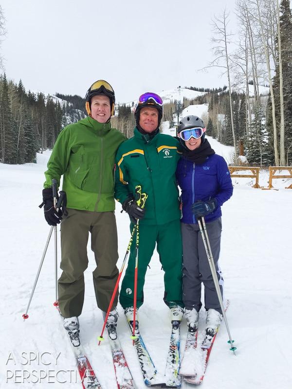 Award-Winning Deer Valley Ski School #utah #ski