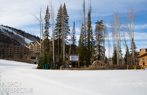 Deer Valley - Skiing in Park City Utah #travel #family #ski