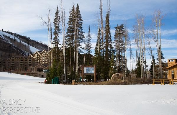 Deer Valley - Skiing in Park City Utah #travel #family #ski