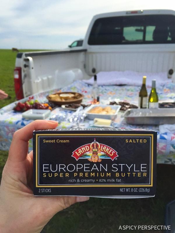 Land O Lakes® European Style Butter