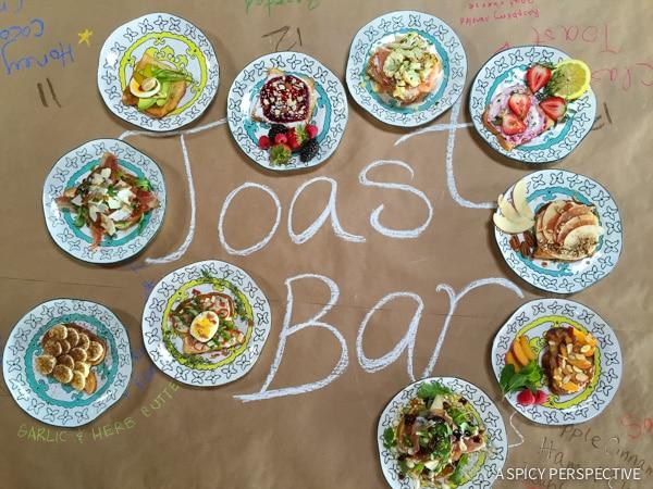 Land O Lakes Toast Bar Challenge