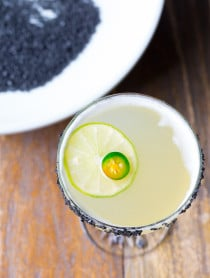 The Bangkok Margarita #cocktail