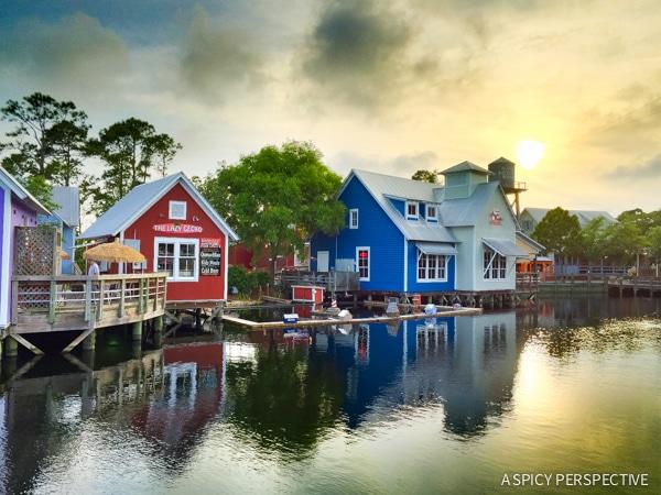 Baytowne Wharf Sandestin, Florida - Travel Tips and Vacation Giveaway! #Sandestin #SouthWalton #travel #beach