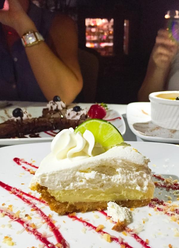 Dessert in Sandestin, Florida - Travel Tips and Vacation Giveaway! #Sandestin #SouthWalton #travel #beach