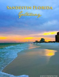 Sandestin, Florida - Travel Tips and Vacation Giveaway! #Sandestin #SouthWalton #travel #beach