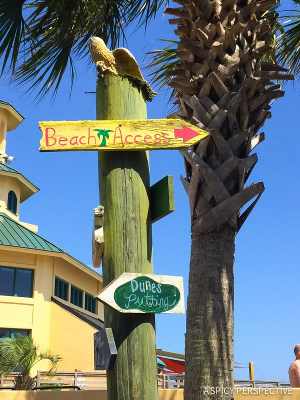 Sandestin, Florida Vacation - Travel Tips and Vacation Giveaway! #Sandestin #SouthWalton #travel #beach