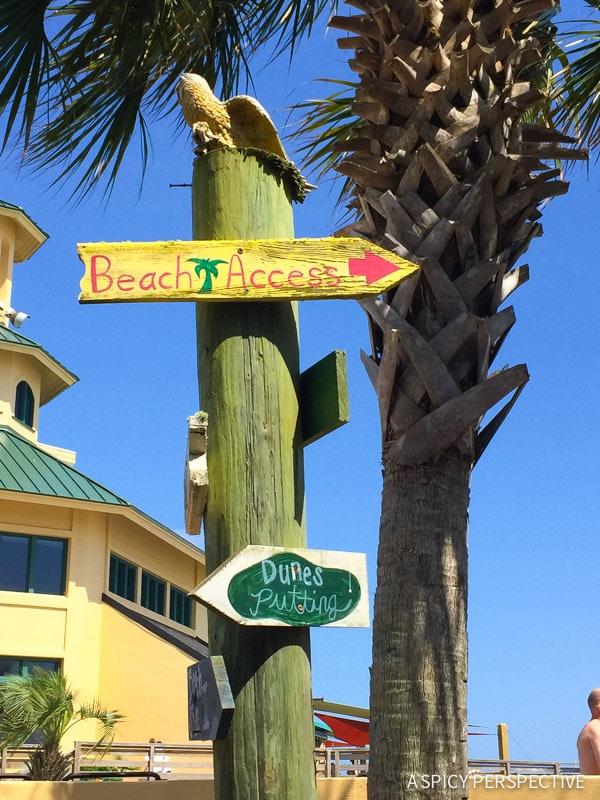 Sandestin, Florida Vacation - Travel Tips and Vacation Giveaway! #Sandestin #SouthWalton #travel #beach