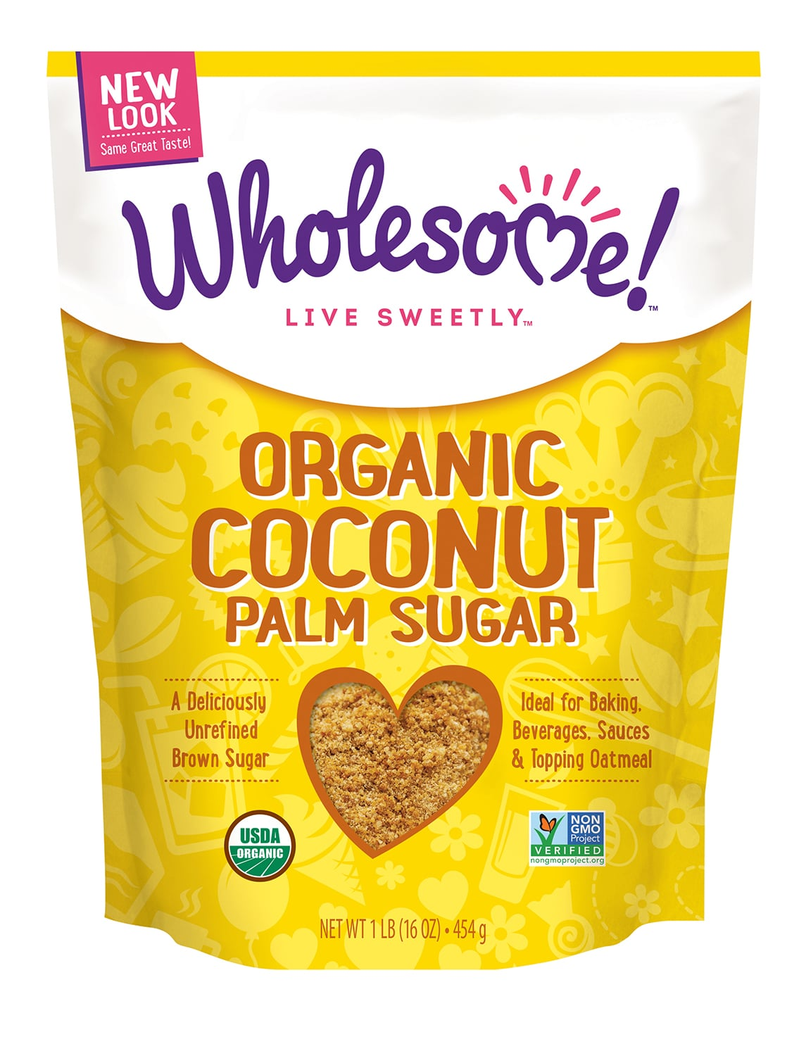Wholesome!™ Coconut Palm Sugar