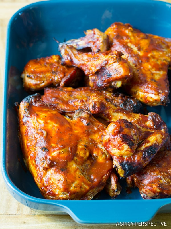 How to Grill BBQ Chicken - Tips and Tricks for Perfect Grilled Chicken!