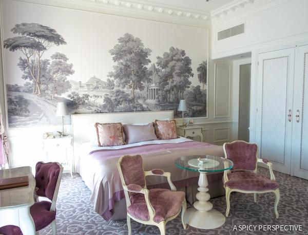 Hôtel Hermitage in Monte Carlo Monaco