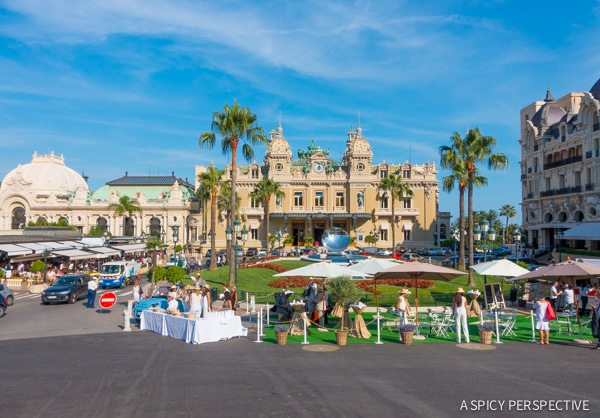 Shopping in Monte Carlo Monaco on ASpicyPerspective.com #travel #frenchriviera #cotedazur