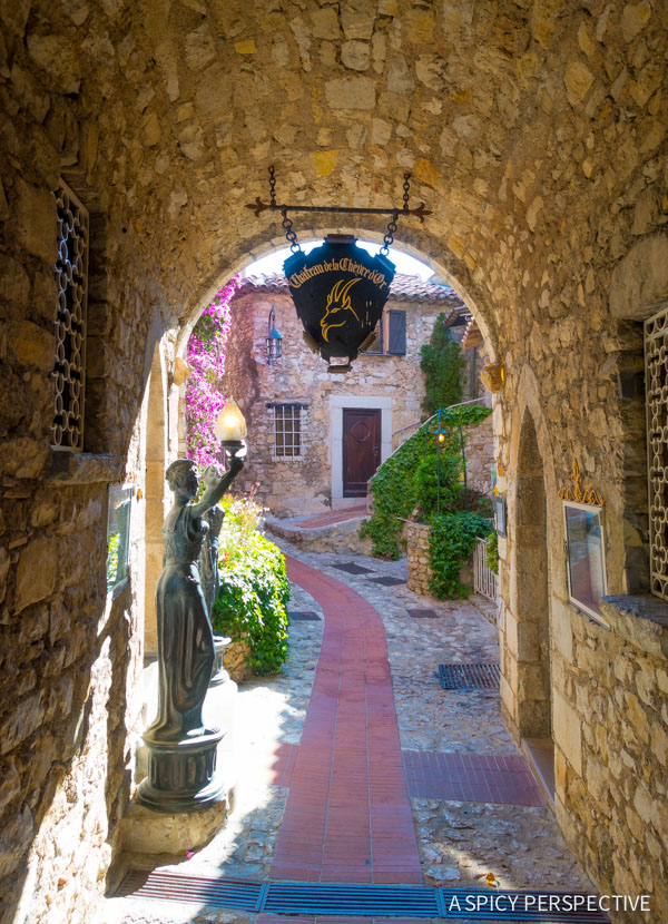 Best French Riviera Travel Tips on ASpicyPerspective.com #travel #france