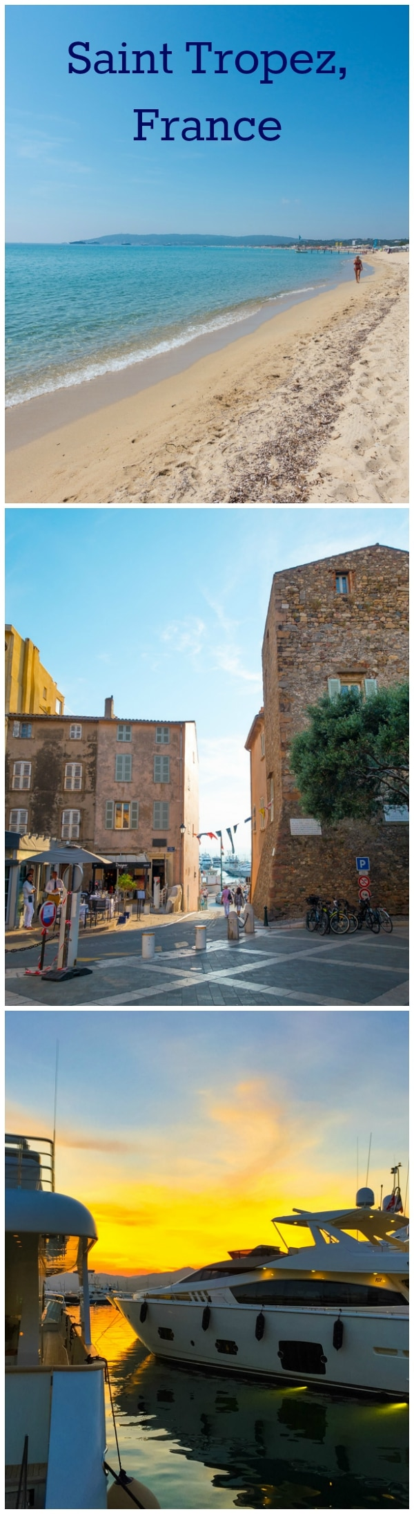 Exploring Saint Tropez, France on ASpicyPerspective.com - #Travel Tips and Photography in #France