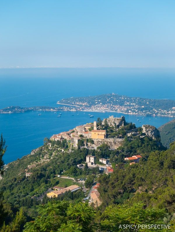 Eze, France - Travel Tips and Photography on ASpicyPerspective.com
