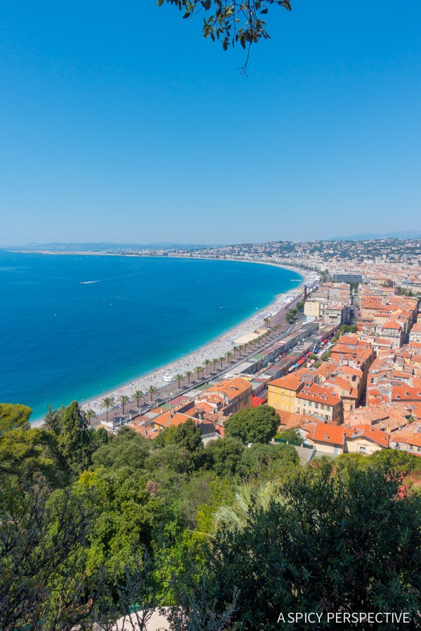 I Heart Nice, France - Travel Tips and Photography on ASpicyPerspective.com