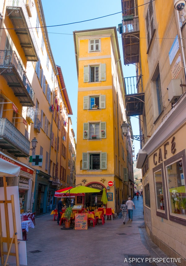 Visiting Nice, France - Travel Tips and Photography on ASpicyPerspective.com