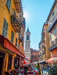 Falling For Nice, France on ASpicyPerspective.com #travel #nicefrance #france