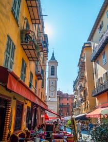 Falling For Nice, France on ASpicyPerspective.com #travel #nicefrance #france