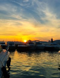 Visiting Saint Tropez and Cannes, France on ASpicyPerspective.com #travel #france