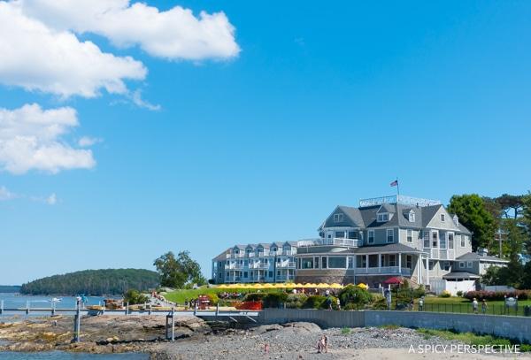 Beautiful Bar Harbor, Maine on ASpicyPerspective.com #travel