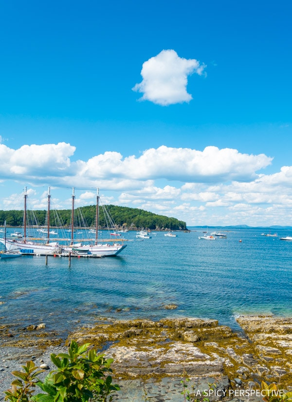 Bar Harbor, Maine on ASpicyPerspective.com #travel