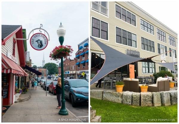Visit Camden, Maine Coast Crawl on ASpicyPerspective.com #travel