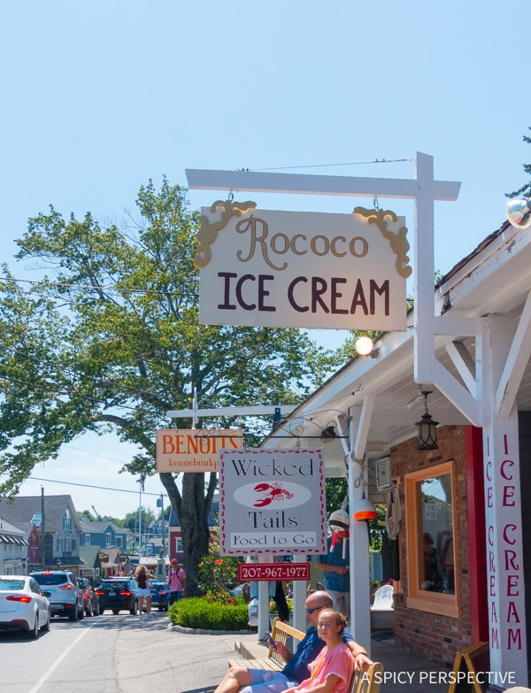 Tips for Visiting Kennebunkport, Maine on ASpicyPerspective.com #travel