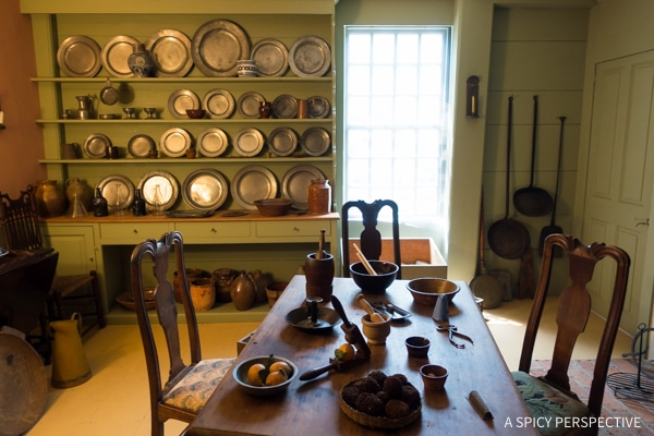 Visit Strawbery Banke in Portsmouth, NH on ASpicyPerspective.com #travel