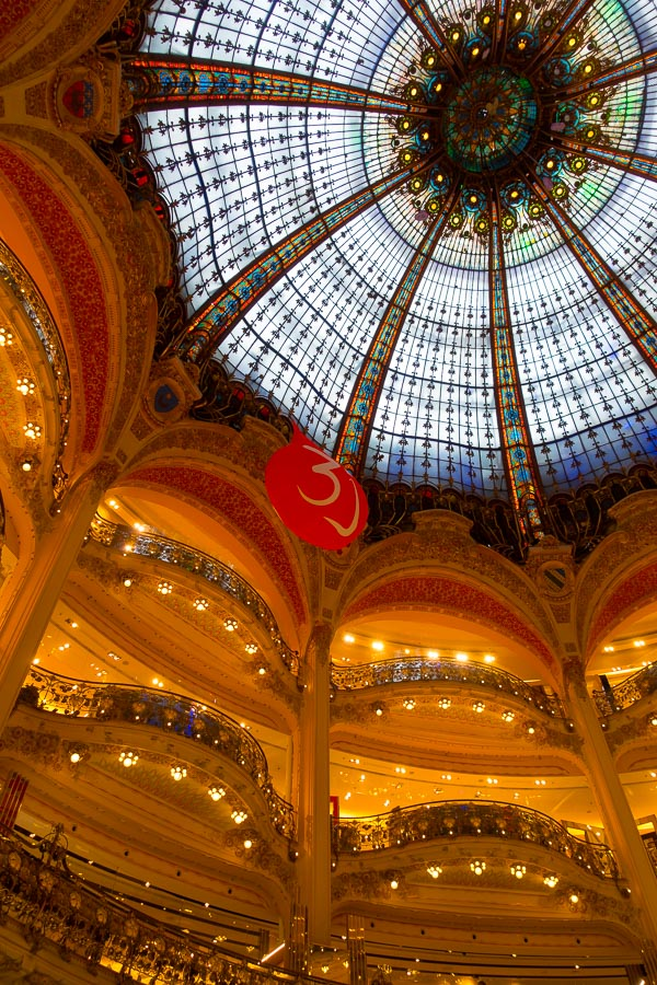 Shopping in Paris - Planning Tips for 1 Day in Paris Up to 7 Days in Paris on ASpicyPerspective.com #travel