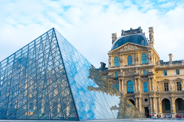 Louvre - Things to Do in Paris - Planning Tips for 1 Day in Paris Up to 7 Days in Paris on ASpicyPerspective.com #travel