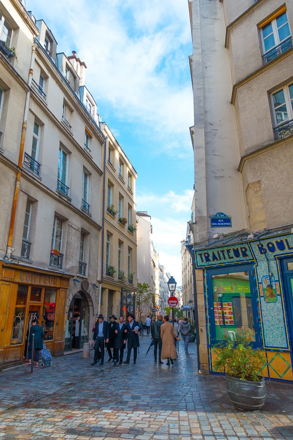 Planning Tips for 1 Day in Paris Up to 7 Days in Paris on ASpicyPerspective.com #travel