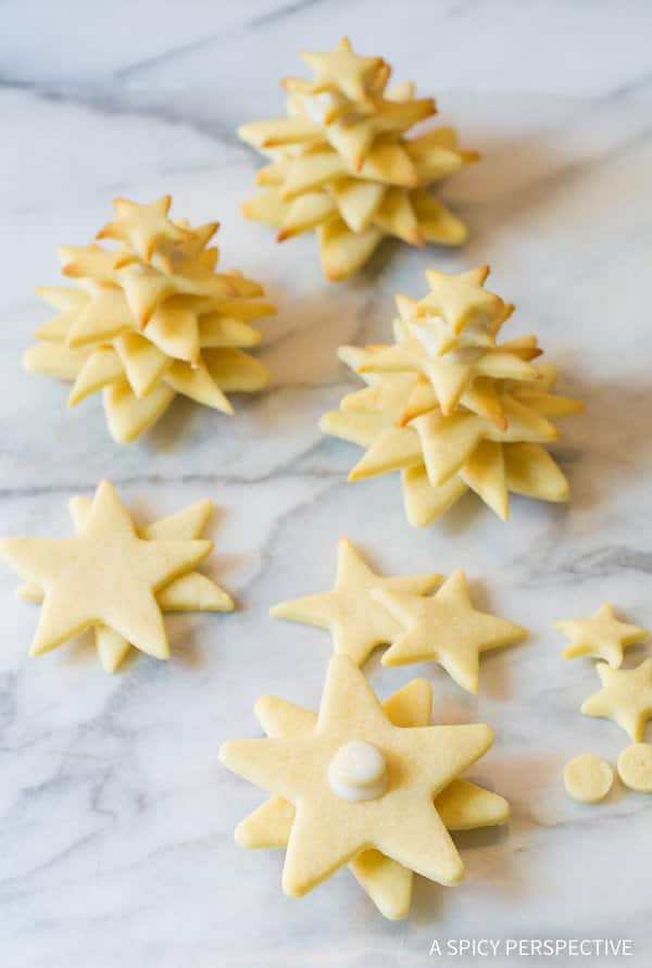3D Christmas Tree Cookies A Spicy Perspective - Make 3d Christmas Tree
