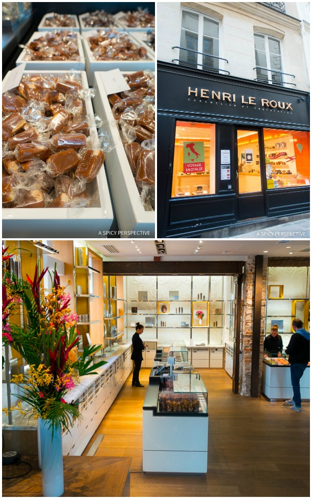 Caramels - Restaurants in Paris on ASpicyPerspective.com #travel
