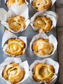 "Amazing 3-Ingredient ""Cheater"" Kouign Amann Recipe on ASpicyPerspective.com"
