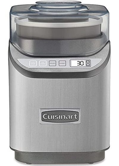 Cuisinart Gelato Maker - Perfect Gifts for Cooks! 60 Kitchen Finds for Christmas on ASpicyPerspective.com