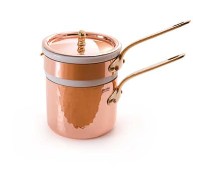 French Double Boiler - Perfect Gifts for Cooks! 60 Kitchen Finds for Christmas on ASpicyPerspective.com