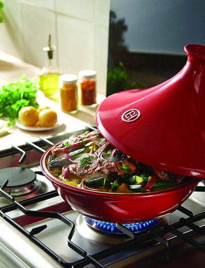 Tagine - Perfect Gifts for Cooks! 60 Kitchen Finds for Christmas on ASpicyPerspective.com