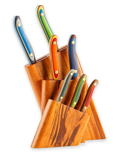 New West Knives - Perfect Gifts for Cooks! 60 Kitchen Finds for Christmas on ASpicyPerspective.com