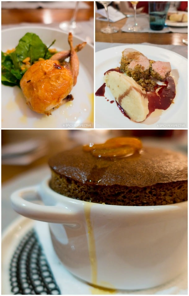 Private Dining in Paris on ASpicyPerspective.com #travel