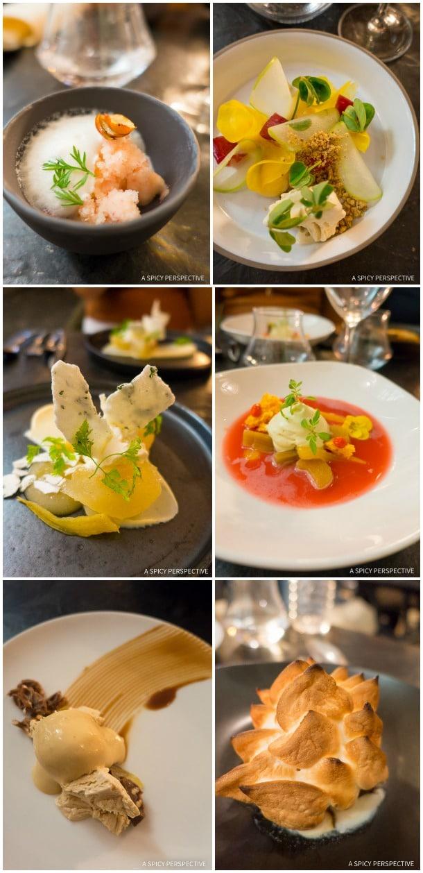 Dessance - Restaurants in Paris on ASpicyPerspective.com #travel