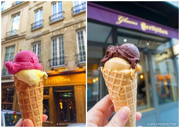 Berthillon Ice Cream