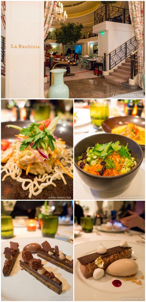 La Bauhinia - Restaurants in Paris on ASpicyPerspective.com #travel