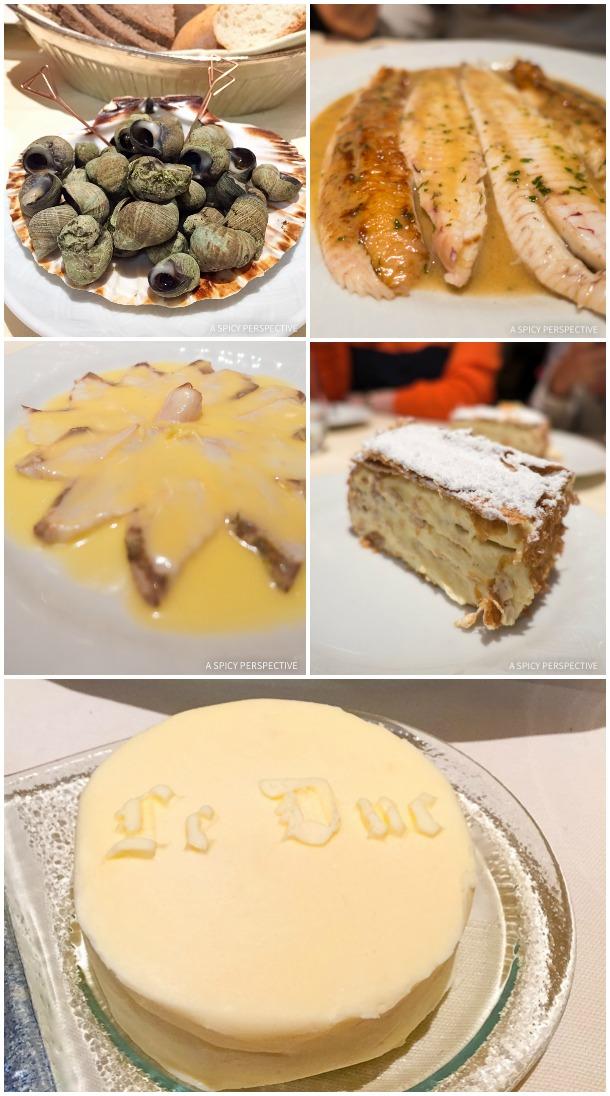 Le Duc - Restaurants in Paris on ASpicyPerspective.com #travel