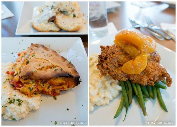 Mozelle's Bistro - Weekend Away in Winston-Salem, North Carolina on ASpicyPerspective.com #travel