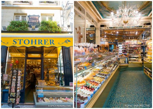 Stohrer in Paris on ASpicyPerspective.com #travel