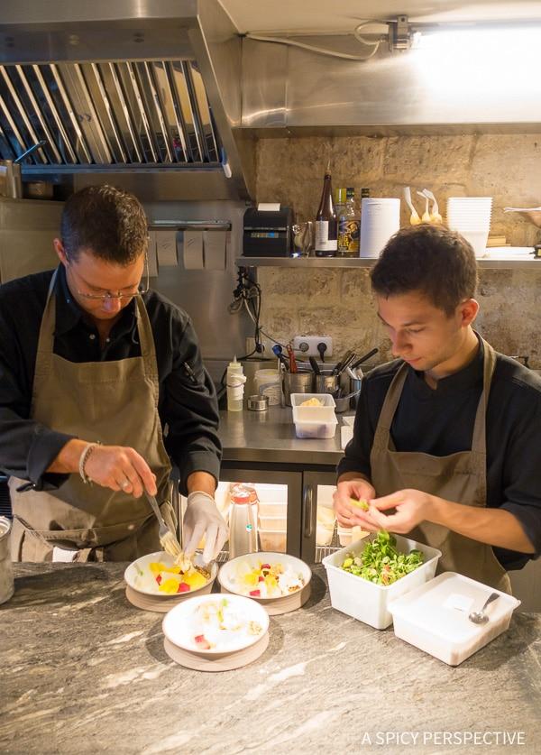 Haute Restaurants in Paris on ASpicyPerspective.com #travel