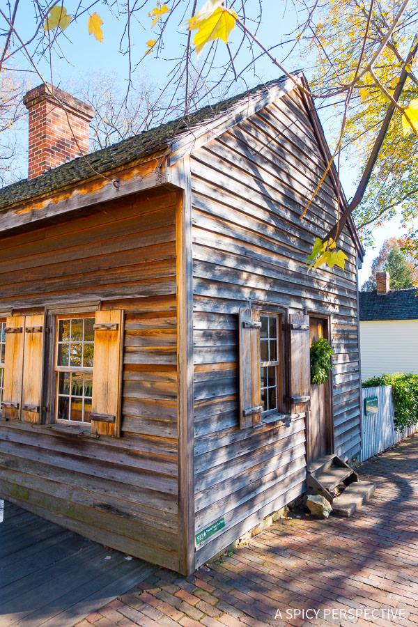 Old Winston-Salem, North Carolina on ASpicyPerspective.com #travel