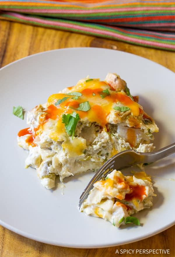 Ultimate King Ranch Chicken Casserole Recipe — Dishmaps