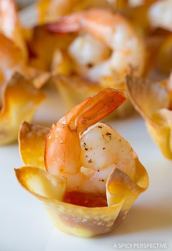 Shrimp Cocktail #ASpicyPerspective